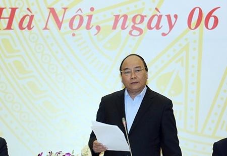 Thủ tướng phát biểu kết luận hội nghị