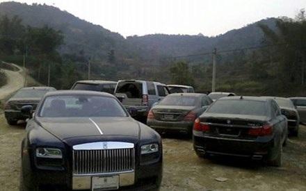 Nhiều xe sang lợi dụng chính sách tạm nhập, tái xuất để trốn thuế