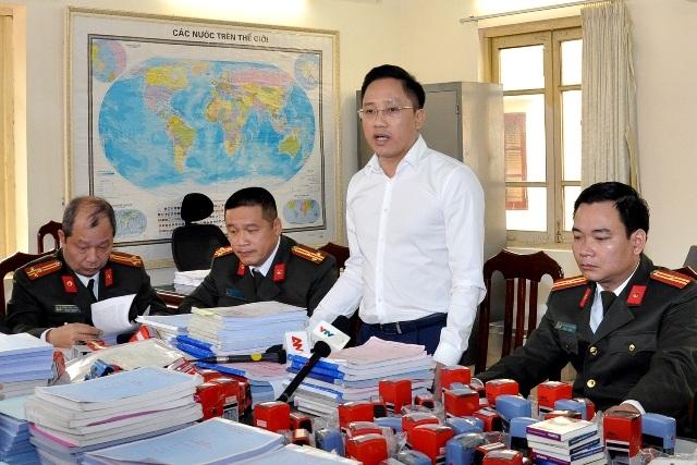 Ông Mai Sơn - Phó Cục trưởng Cục Thuế TP Hà Nội cho biết đã triển khai hàng loạt giải pháp để ngăn chặn việc mua bán trái phép hóa đơn GTGT