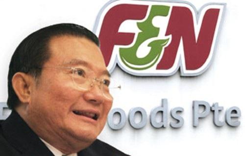 Tỷ phú Thái Lan Charoen Sirivadhanabhakdi, từng thành công trong thương vụ mua lại Metro Cash & Carry Việt Nam hồi năm ngoái