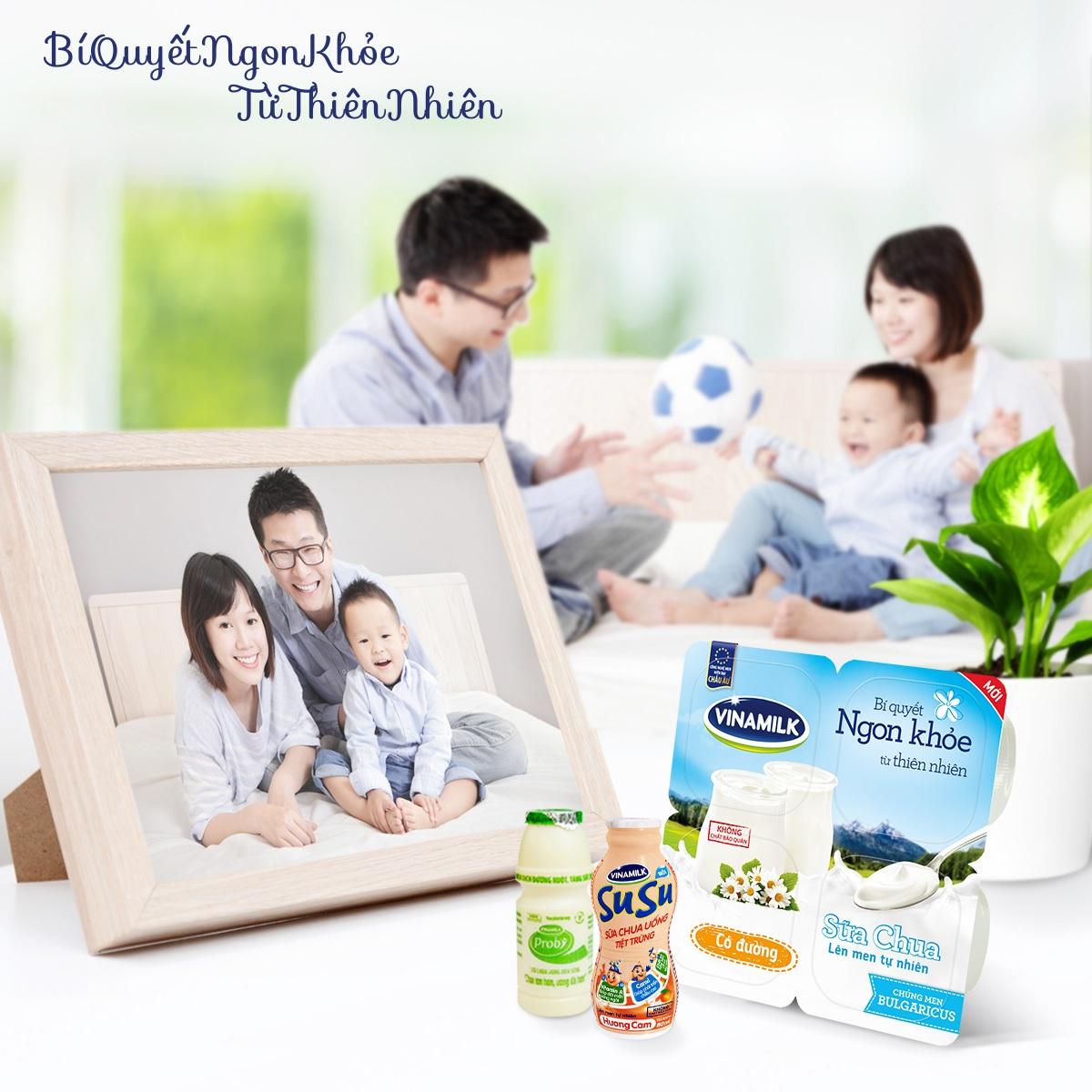 Sau 23 năm đầu tư hệ thống sản xuất sữa chua công nghiệp chuyên nghiệp, hiện nay dây chuyền sản xuất Vinamilk đang cung cấp đến 6,5 triệu hũ sữa chua mỗi ngày cho người tiêu dùng Việt Nam.