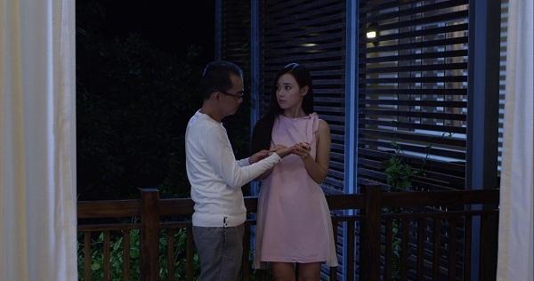 Phân cảnh của Minh Thuận với Midu.