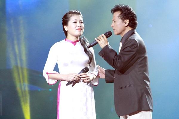 Chế Linh nhất định mời bằng được Anh Thơ hát cùng ông trong liveshow để đời này.
