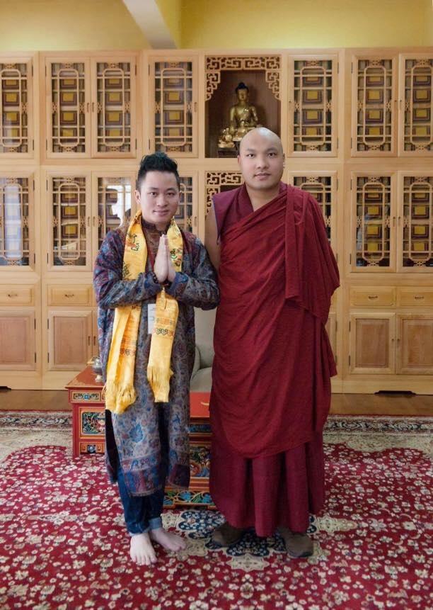 Tùng Dương nghỉ chạy show, hành hương về đất Phật - Ấn Độ - 3