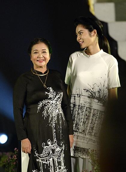 NSƯT Thanh Loan.