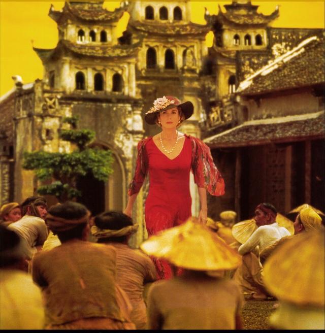 Catherine Deneuve chia sẻ, bộ phim Indochine có ý nghĩa rất quan trọng đối với bà. Ảnh: VP.
