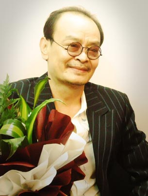 Nhạc sĩ Thanh Tùng.