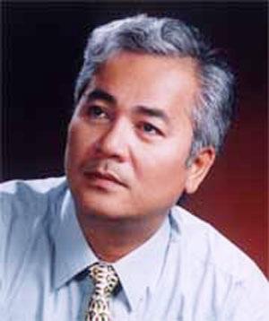 Nghệ sĩ Duy Thanh thời trẻ.