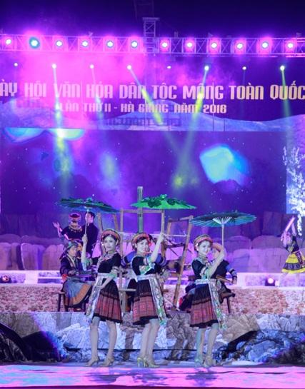 Khai mạc Ngày hội Văn hóa Mông toàn quốc lần thứ II - 5