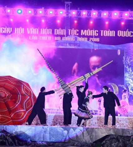 Khai mạc Ngày hội Văn hóa Mông toàn quốc lần thứ II - 4