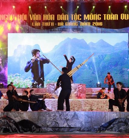 Khai mạc Ngày hội Văn hóa Mông toàn quốc lần thứ II - 6