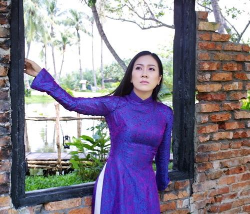NSƯT Vân Khánh - một người con xứ Huế cũng sẽ tham gia chương trình. Ảnh: TL.