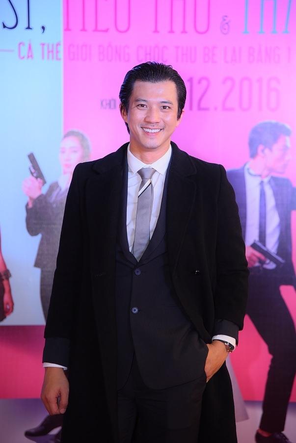 Nam diễn viên Hà Việt Dũng. Trong phim, Hà Việt Dũng vào vai một kẻ bắt cóc theo hợp đồng của một ông chủ thầu bất động sản.