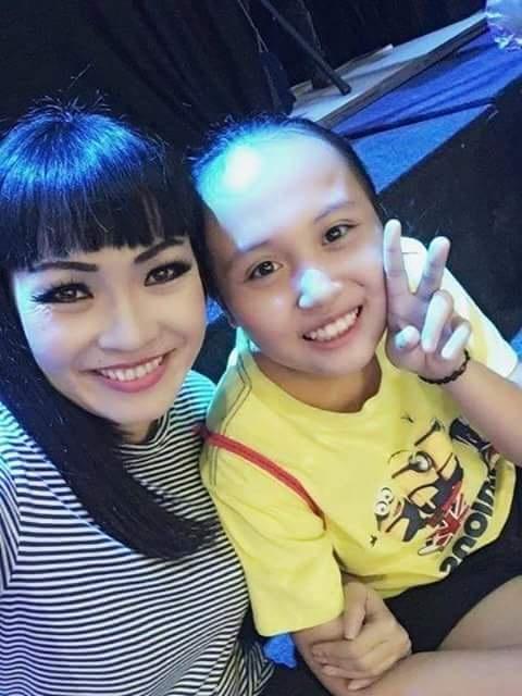 Sau 11 năm giấu kín, Phương Thanh đã quyết định công khai hình ảnh của con gái.