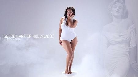 Thời kỳ Phục hưng ở Ý (1400-1700), phụ nữ đẹp phải béo, ngực - eo - hông đều phải to, da trắng.
