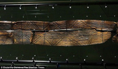 Bí ẩn bức tượng gỗ 9.500 năm tuổi