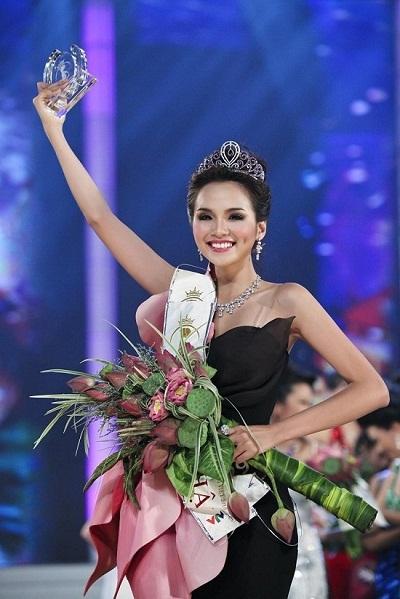 Hoa hậu thế giới người Việt Diễm Hương