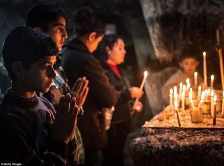 Những lời cầu nguyện cho một mùa Giáng sinh an lành.