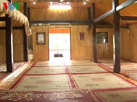 Không gian bên trong ngôi nhà