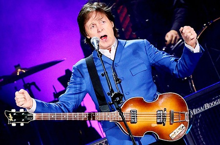 Paul McCartney viết nhạc về vụ cảnh sát Mỹ bắn người da màu