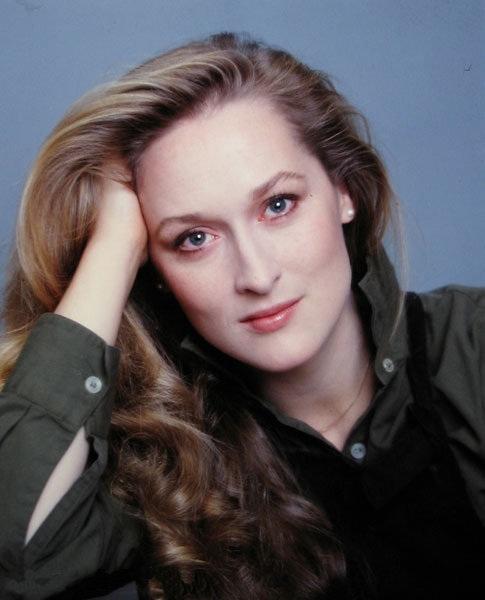 Nữ diễn viên Meryl Streep: