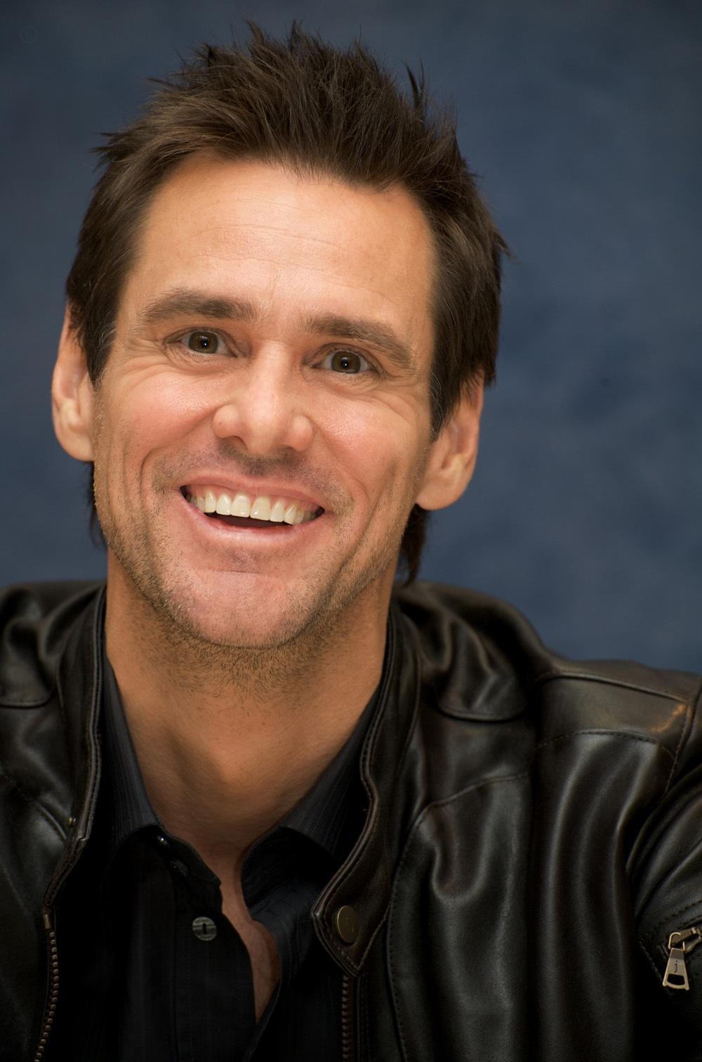 Nam diễn viên Jim Carrey
