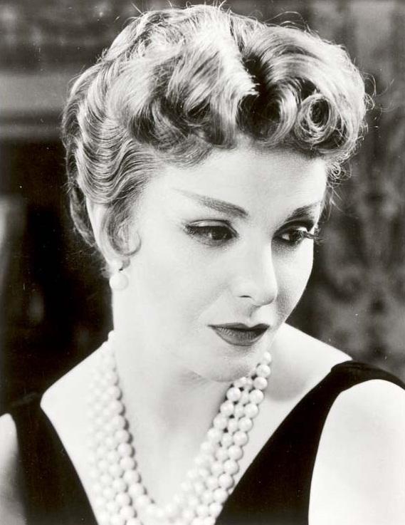 Nữ diễn viên Geraldine Page