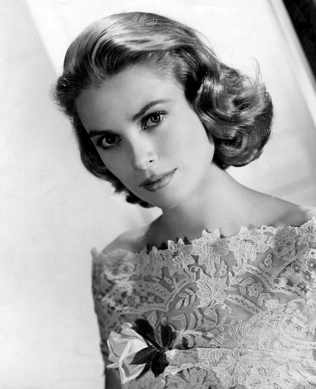 Nữ diễn viên Grace Kelly