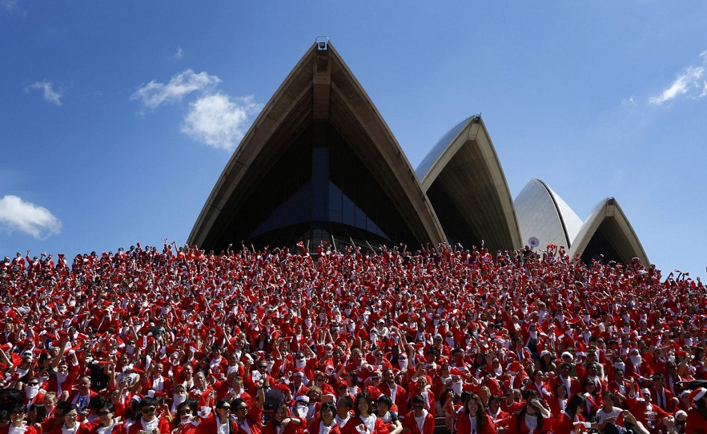 Sydney, Úc, ngày 7/12: