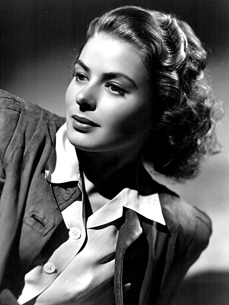 Nữ diễn viên Ingrid Bergman