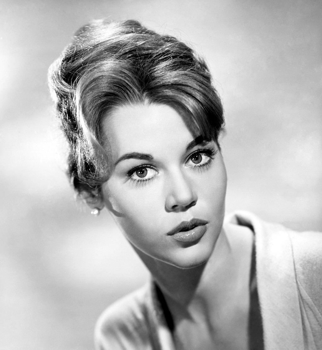 Nữ diễn viên Jane Fonda
