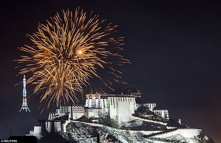 Lhasa, Tây Tạng: