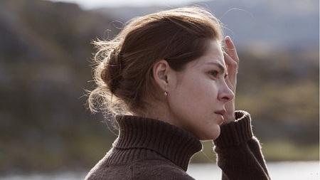 """Nữ diễn viên Yelena Liadova vào vai một người vợ khốn khổ trong """"Leviathan""""."""