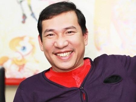 Nghệ sỹ hài Quang Thắng với 'nụ cười' khó lẫn. (Ảnh: Nhân vật cung cấp)