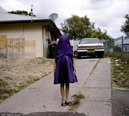 Giải nhất ảnh đơn ở hạng mục Ảnh chân dung (Portraits) - Raphaella Rosella (Úc):