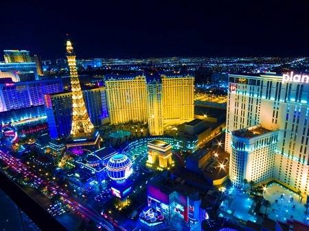 """Đến Las Vegas để hiểu thế nào là… """"ăn chơi""""."""