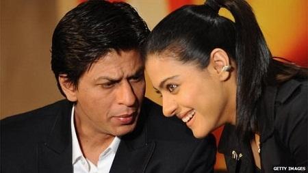 Hai diễn viên chính của phim - Shah Rukh Khan và Kajol - là hai tên tuổi lớn của điện ảnh Ấn Độ.