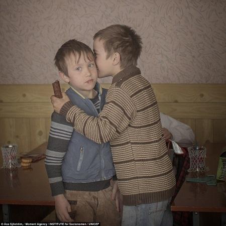 Giải nhì ảnh đơn ở hạng mục Cuộc sống thường nhật - Asa Sjostrom (Thụy Điển):