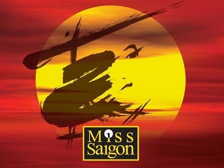 """Vở kịch """"Miss Saigon"""" đại thắng giải thưởng tại London"""