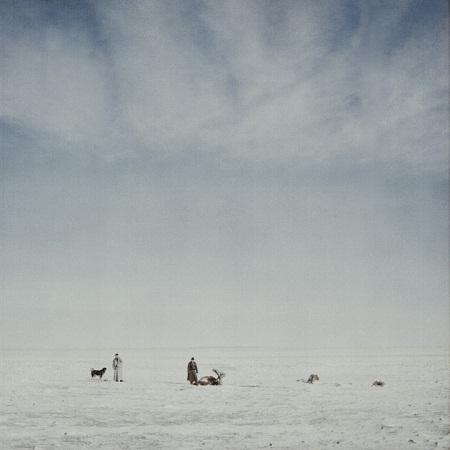 Giải nhất ảnh bộ ở hạng mục Cuộc sống thường nhật - Michele Palazzi (Ý):