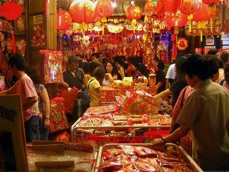 Thử ăn Tết Âm lịch ở Trung Quốc.