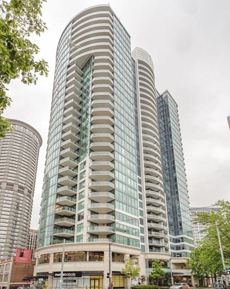 Những căn hộ trong tòa nhà Escala có mức giá khởi điểm từ 1 triệu đô la (hơn 21 tỉ đồng).