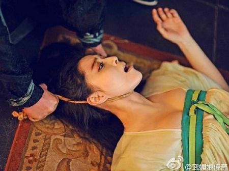 Nữ diễn viên Phạm Băng Băng vào vai nữ chính Võ Mị Nương