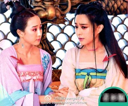Cách xử lý hình ảnh của đài TVB