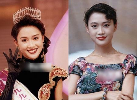 Lương Tiểu Băng là Á hậu Hồng Kông