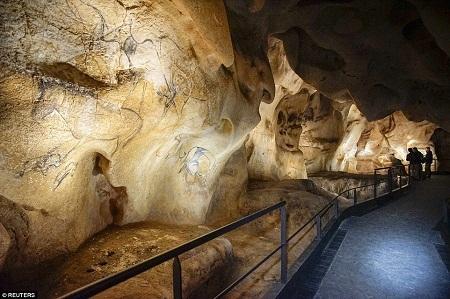 Đây là hang động nhân tạo lớn nhất thế giới.