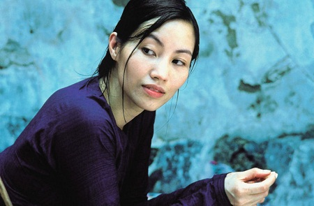 Nữ diễn viên người Pháp gốc Việt - Trần Nữ Yên Khê