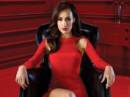 Nữ diễn viên người Mỹ gốc Việt - Maggie Q