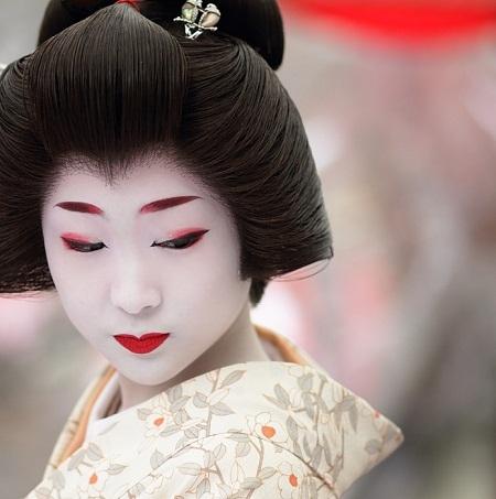 Những nàng geisha của Nhật
