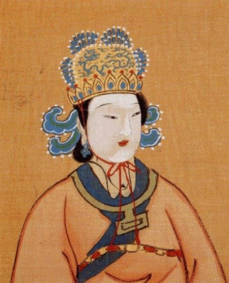 Nữ hoàng đế duy nhất trong lịch sử Trung Quốc - Võ Tắc Thiên